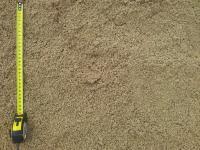 písek bratčický ostrý k betonování